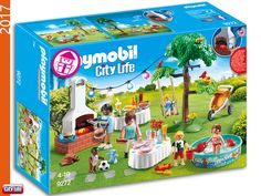 PLAYMOBIL 9272 House-Warming Party