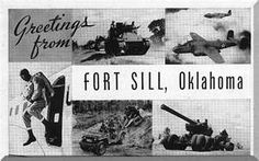 Ft. Sill, OK...1st son birth place