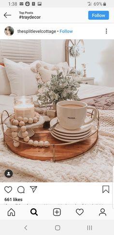 Bed Tray, Tray Decor, V60 Coffee, Coffee Maker, Kitchen Appliances, Bedroom, Coffee Maker Machine, Diy Kitchen Appliances, Coffee Percolator