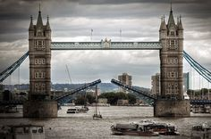 Maravillosos puentes del mundo - Tower Bridge (Londres)