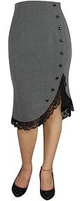 Retroscope Fashions Plus Size Ladies Skirts and Bottoms