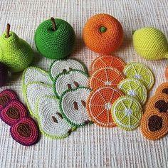 amigurumi food, amigurumi recipes, crochet food, crochet food, d . Blog Crochet, Stitch Crochet, Crochet Diy, Crochet Amigurumi, Crochet Food, Crochet Ideas, Easy Knitting Projects, Easy Knitting Patterns, Crochet Projects