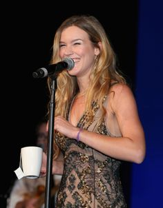 Thanksgiving is upon us (Thanksgivukkah, some might say), and though many of us salivate over the thought of moist turkey and gravy, numerous celebrities. Moist Turkey, Joss Stone, Vegetarian Thanksgiving, Singers, Peeps, Rock, Eat, Celebrities, Girls