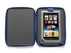 BookArmor Shield Case Custom Fit for the Barnes and Noble Nook Tablet by BookArmor. $27.00. Introducing the redesigned BookArmor Shield Case Custom Fit for your Electronic Reader or Tablet. The case may look familiar on the outside, but the inside is all new. No longer a generic case that may fit several devices, the Shield line of BookArmor cases provides a precise fit for your specific reader or tablet. It's quick and easy to install or remove your device, and there's nothing...