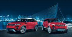 LIVING FINE • Range Rover Evoque