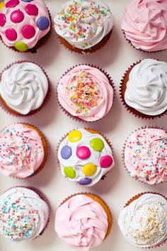 cupcakes that will make you smile...