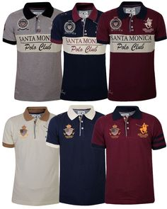 £16.95 Luxury Mens Polo Shirts