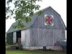 Barn Quilts Cover Rural America