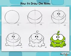 if u wanted to ever wanted to om nom from cut the rope now u can
