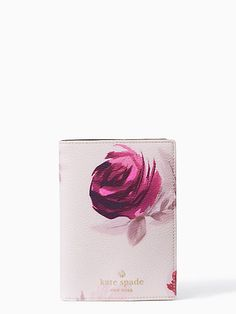 hawthorne lane roses passport holder