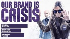 Crisis is our brand - 5/4