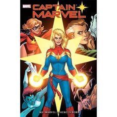 In this Captain Marvel: Ms. Marvel - A Hero is Born book, famous X-Men writer Chris Claremont weaves complex plots and compelling characterization in the iconic original adventures of Ms. Marvel.