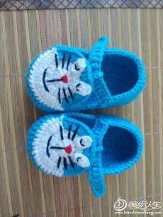 Baby Häkelanleitung Crochetar - / Little Baby Crocheting Default Schuh . Crochet Baby Boots, Crochet Baby Sandals, Knitted Booties, Crochet Shoes, Crochet Slippers, Love Crochet, Baby Booties, Baby Slippers, Baby Socks