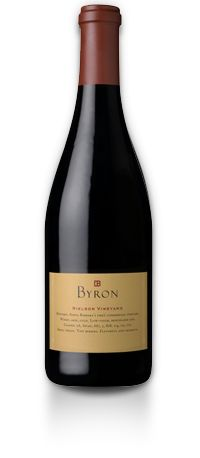 Byron Nielson Vineyard 2010 Pinot Noir