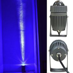 Corbin - Water-Proof Uni-Direction Spotlight – Warmly