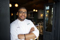 Banks White is back in the Bay Area. He formerly headed the Five kitchen in Berkeley.