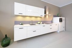 We have a wide choice of Contemporary Bespoke Kitchen, Classic Modern and Painted Bespoke Kitchens, browse our gallery of images to get inspiration Innovation, Kitchen Gallery, Bespoke Kitchens, Double Vanity, Kitchen Cabinets, Contemporary, Inspiration, Home Decor, Decoration