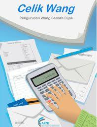 Buku Celik Wang oleh AKPK  -  A concise book on money management