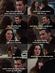 love and other drugs. I love this movie.