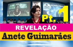 Anete Guimarães - REVELAÇÃO Técnicas No Mundo Espiritual Querendo Acabar...