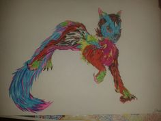 Rainbowfoxwolf