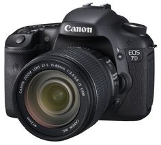 Canon EOS 7D (Kit 15-85mm IS) DSLR Camera: http://www.imagestore.co.in/canon-eos-7d-kit-15-85mm-is.html
