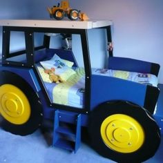 tractor ikea kids beds                                                                                                                                                     More