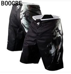6b549b0a3481f 2017 Mens Death Combat Shorts UFC MMA BBJ Fitness Shorts Muay Thai  Wrestling Men s Shorts Camisas