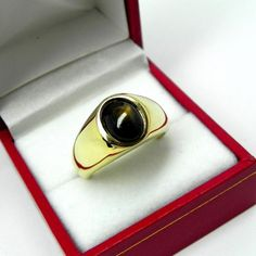 Star Sapphire, Jade Ring, Black Star, Green And Gold, 18k Gold, Gold Rings, Rings For Men, Things To Come, Stars