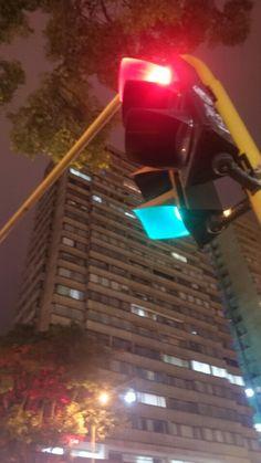 Señales de control de tráfico, elemento urbano