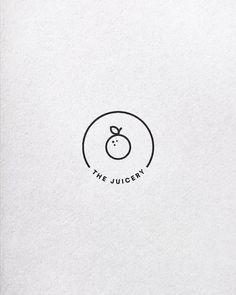 The juicery #logo #branding #identity