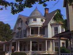 La casa de Sabrina, la bruja adolescente // Sabrina, The teenage witch