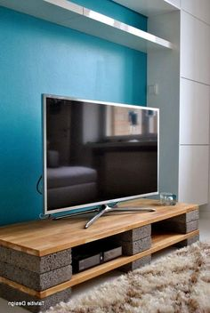 Easy Diy Tv Stand Part 7 - Easy Furniture Plans Tv Stand DIY ...