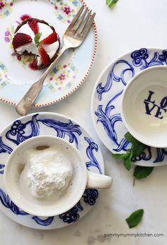 Vegan coconut whipped cream recipe