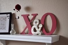 Valentine's Day - an excuse for more X's & O's :)