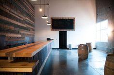 Inside Breakside's New Facility, 24-Tap Tasting Room - Eater Portland