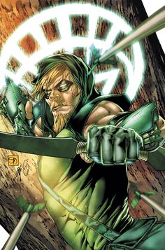 Green Arrow by Shane Davis