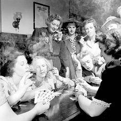 Правильная вечеринка, 1941 год, США — Фотографии из прошлого