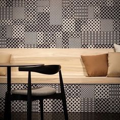 Porcelain tiles by Tagina, Italy