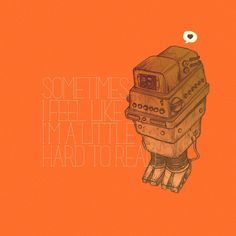 What a great series!  Droid Feelings: Battle Droid  by Paperbeatsscissors  3 of 8 $14.56