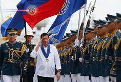 Duterte: Filipinas não romperá laços com EUA. O presidente das Filipinas, Rodrigo Duterte, disse que não está cortando os laços com os Estados Unidos...