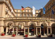 Steigenberger Frankfurter Hof, Frankfurt, Germany