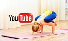 Are you looking for free yoga videos on YouTube? Here is our YogiApproved list of the top 10 yoga YouTube channels to get you on your yoga mat right now: