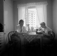 Vällingby 1955