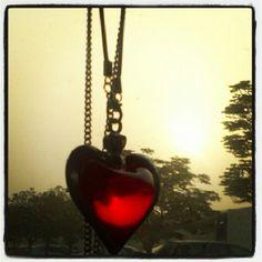 Lover's keychain