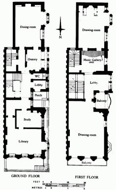 Hampden house 61 green st london england owned by for Kensington house plan