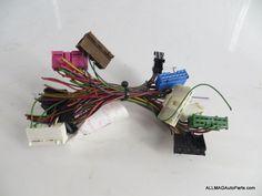 2005-2008 Mini Cooper Interior Fuse Box Wire 48 61146906626 R50 R52 R53