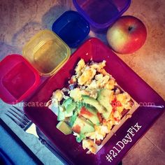 21 Day Fix Meals