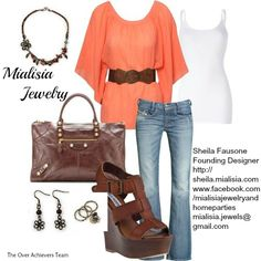 Join my Mialisia Jewelry team today!  http://sheila.mialisia.com.  Like my facebook page at www.facebook.com/mialisiajewelryandhomeparties ~Sheila Fausone, The Over Achievers Team