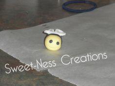 Sweet-Ness Creations Bumble Bee Buzzy Bee